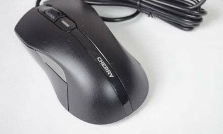 Cherry MC4000 Mouse Review