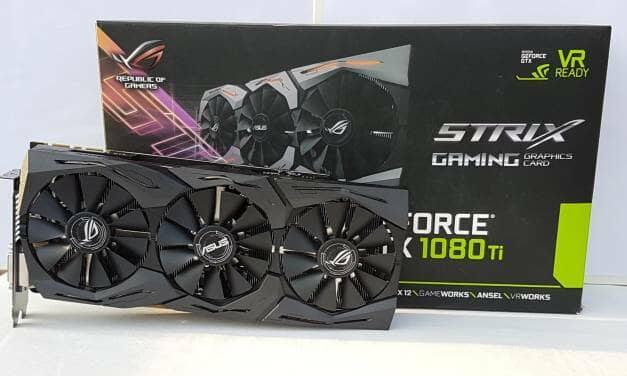 ASUS ROG Strix GeForce® GTX 1080 Ti
