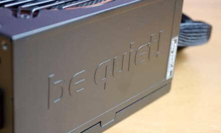 be quiet! Pure Power 10 600W PSU Overview