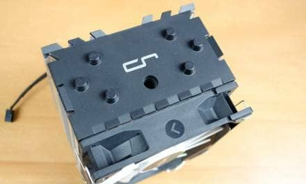 Cryorig H7 CPU Cooler Review