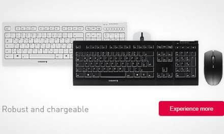 CHERRY Release B.UNLIMITED 3.0 – Reliable wireless desktop set for everyday use