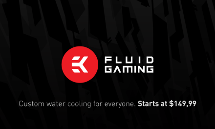 EK Announces New Fluid Gaming Customer Water Cooling