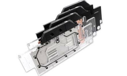 EK is releasing GeForce® GTX FE Full-Cover water blocks
