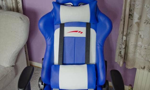 Speedlink Regger Gaming Chair Review