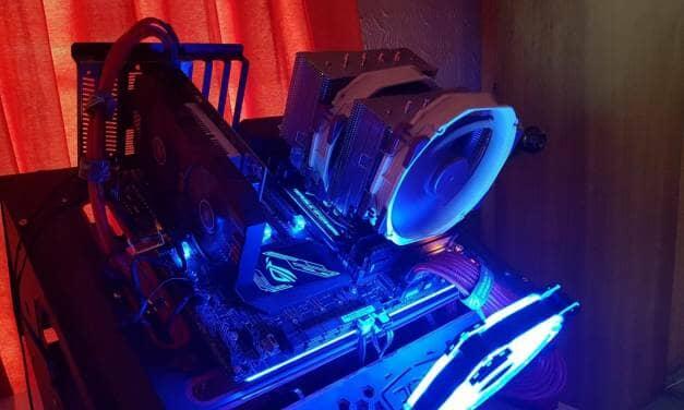 Noctua NH-D15 AIR CPU Cooler Review