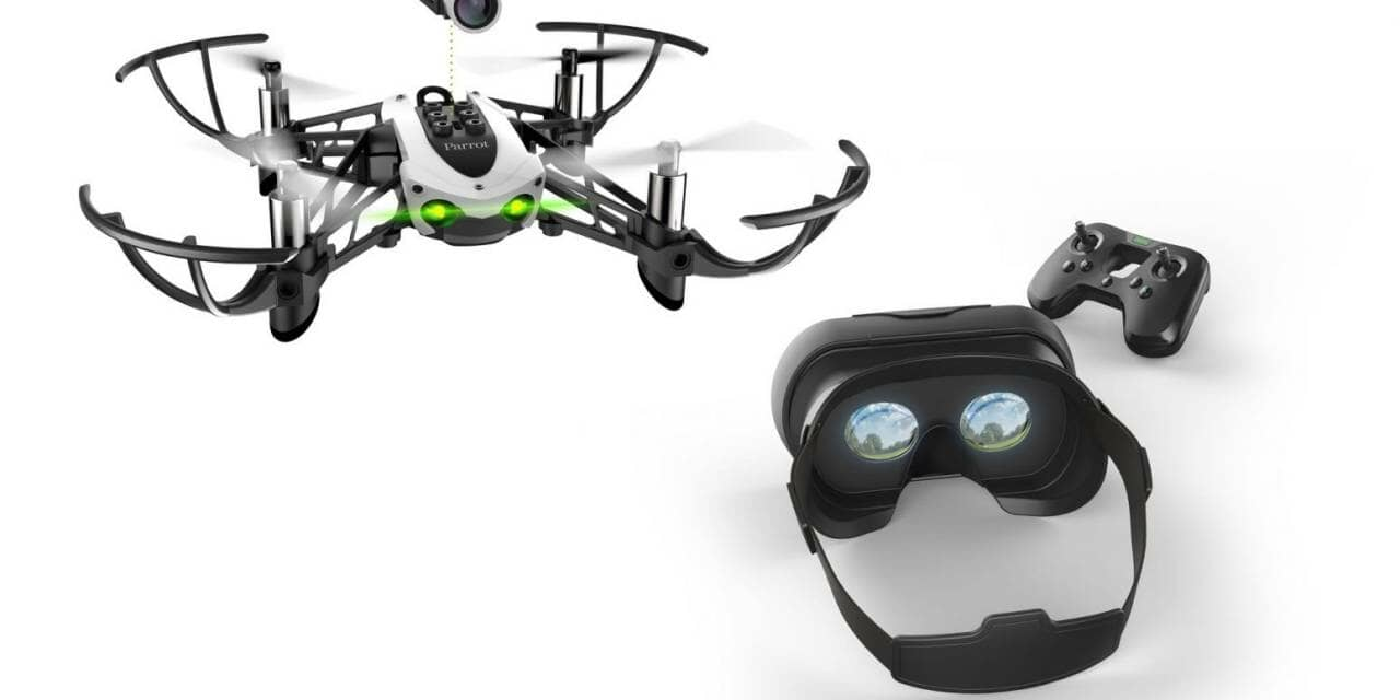 Parrot Mambo FPV: Become a FPV race Pilot