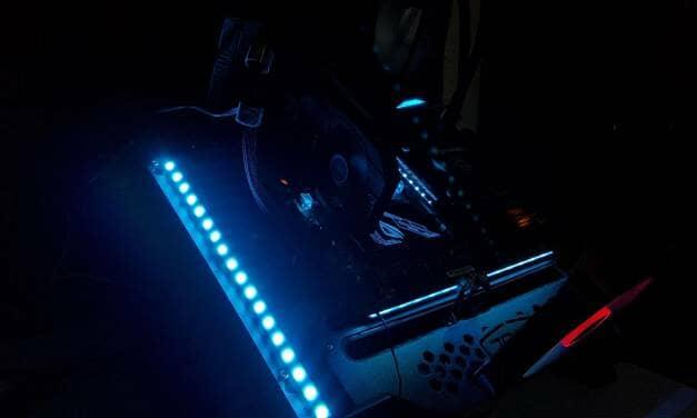 SilverStone LSB01 RGB LED Hub Review