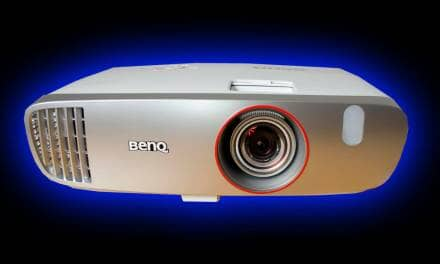Gaming on the BenQ W1210ST Projector