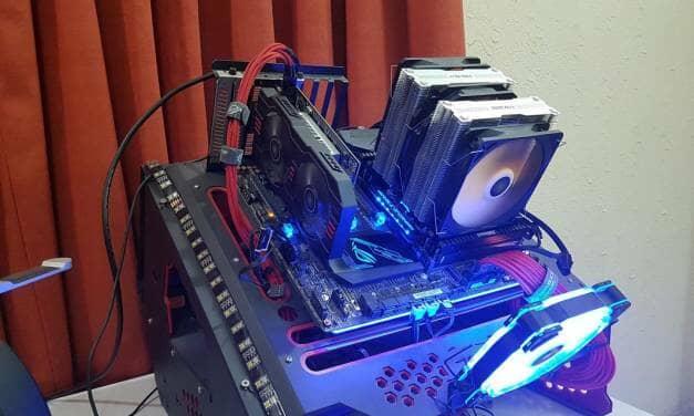 Reeven Okeanos CPU Cooler Review