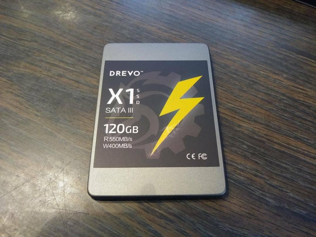 Drevo X1 120GB SSD