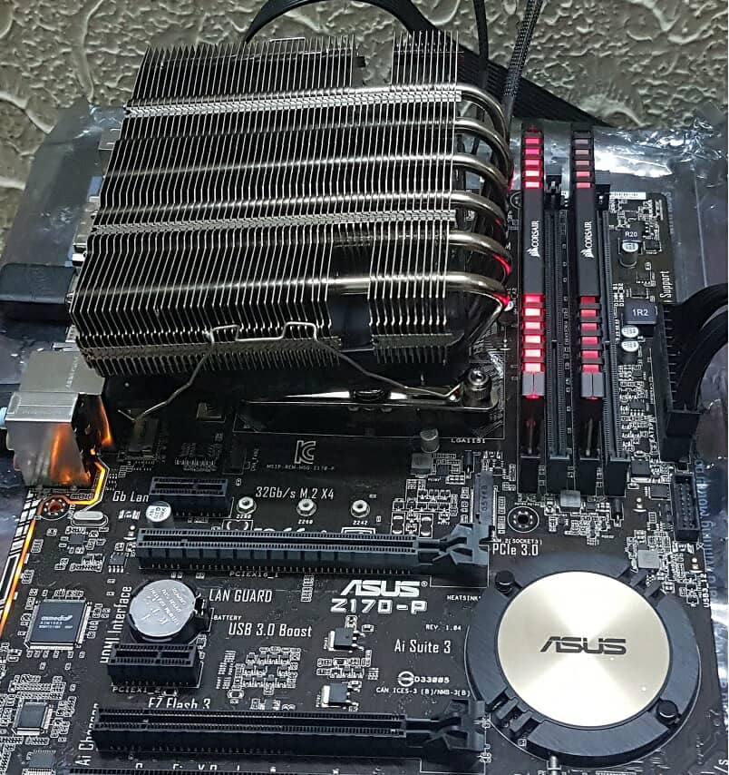 SilverStone Nitrogon Series NT06-PRO Tall Low Profile CPU Cooler Review