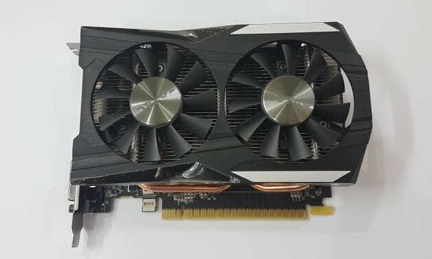 ZOTAC GeForce GTX 1050Ti OC Edition Graphics Card Review