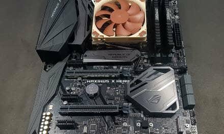 Noctua NH-L9i L-Type Low-Profile CPU Cooler