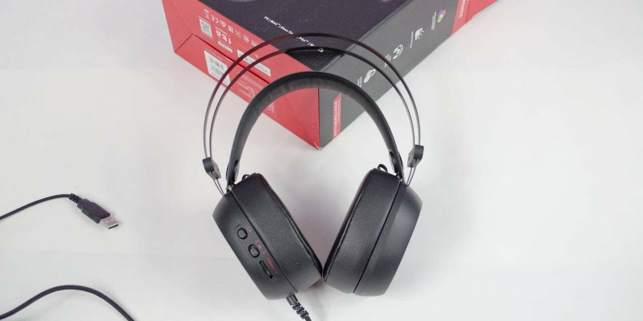 Tt eSPORTS Shock Pro RGB Gaming Headset Review