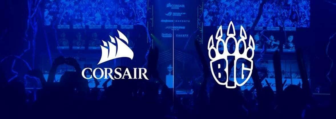 CORSAIR Announces Partnership with German Esports Organization BIG