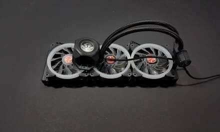 Raijintek Orcus 360 CPU Liquid Cooler Review