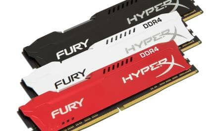HyperX Expands FURY DDR4 and  Impact DDR4 Product Lines