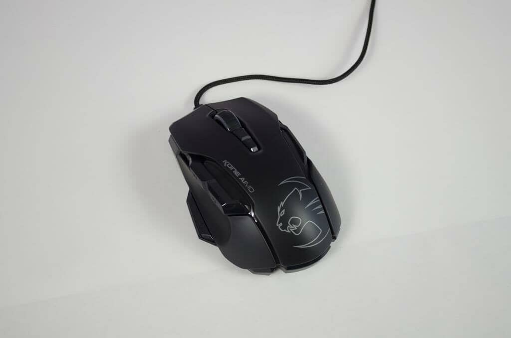 Roccat Kone AIMO RGB Gaming Mouse Review