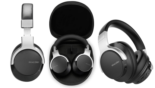Mixcder Introduces its E7 Active Noise Cancelling Headphone
