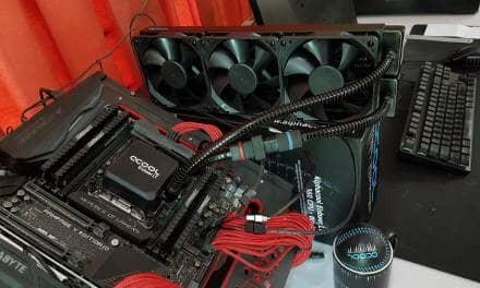 Alphacool Eisbaer 360 LT CPU Cooler Review