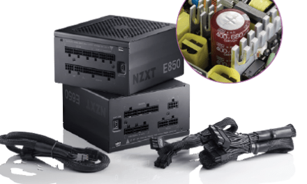 NZXT launches E Series Digital PSUs