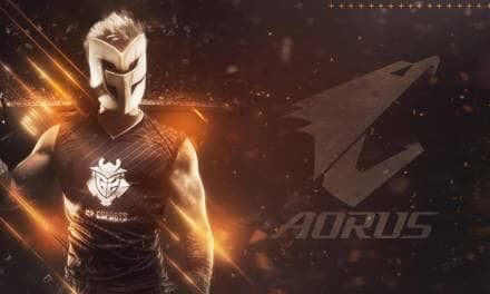 AORUS Announces Strategic Partnership with G2 Esports
