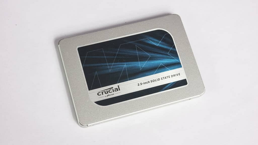 Crucial MX500 500GB SSD Review