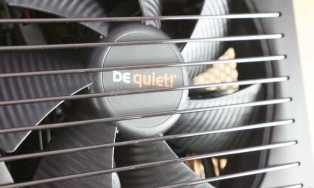 be quiet! Straight Power 11 850W Power Supply Overview