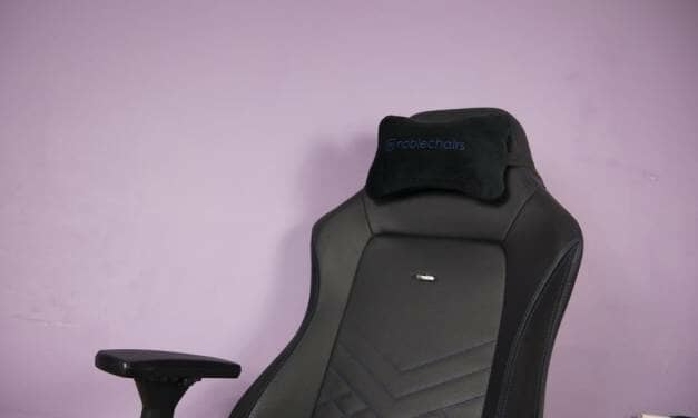 noblechairs HERO Gaming Chair Review