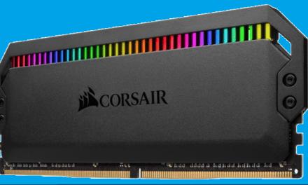 CORSAIR Launches DOMINATOR PLATINUM RGB DDR4 Memory