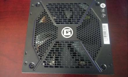 Apexgaming AG-750M 80+ GOLD Power Supply Overview