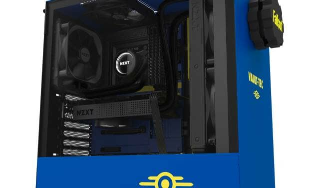 NZXT H500 Vault Boy Case and N7 Z390 Cover Announcement