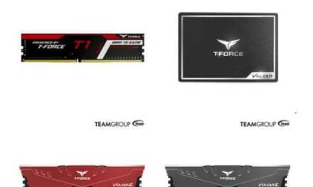 Team Group Releases New gaming & High- Performance series products of T-FORCE T1, VULCAN Z Memory & VULCAN Gaming Solid State Drive