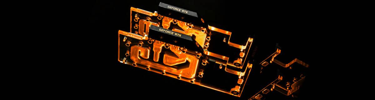 EK Releases EK-Vector Aorus GPU Water Blocks for Gigabyte RTX Aorus Graphics Cards