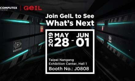 GeIL unveils EVO X ll, GRAVITY and TRANSWARP Memory at Computex 2019