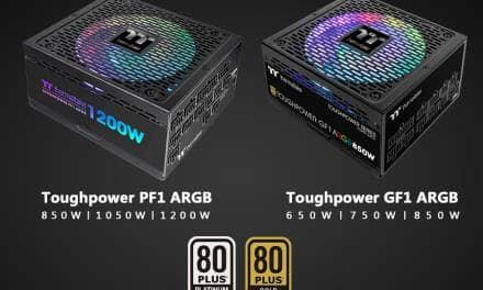 Thermaltake New Toughpower PF1/GF1 ARGB Power Supply