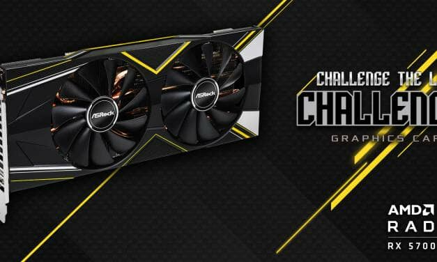 ASRock Launches Radeon RX 5700 Challenger 8G OC