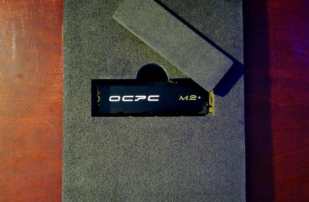 OCPC M.2 PCIe NVMe 512GB XTREME Review
