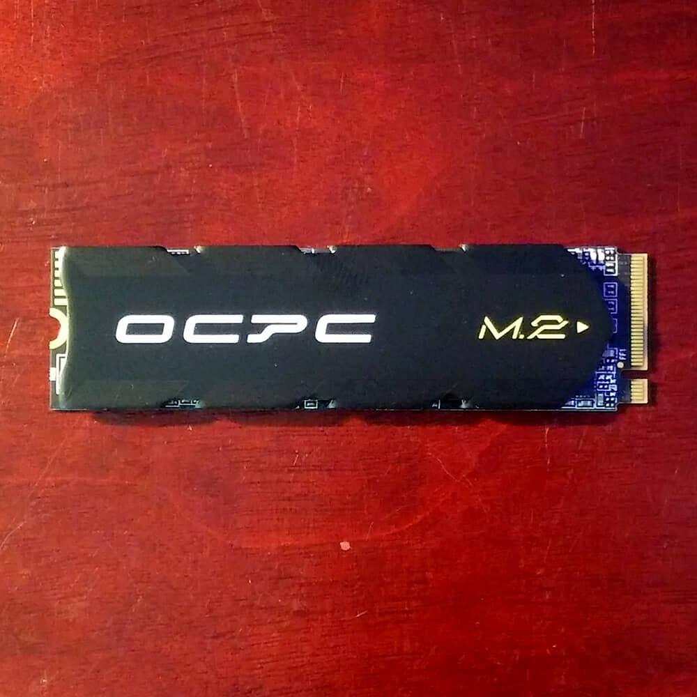 OCPC M.2 PCIe NVMe 512GB XTREME