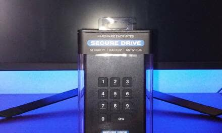 SECUREDATA SecureDrive KP – Encrypted 1TB SSD Review