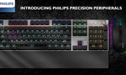 Philips Brings Precision Computer Peripherals to US