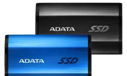 ADATA Launches SE800 USB 3.2 Gen 2 External SSD