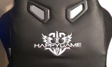 HAPPYGAME Multifunctional Computer Gaming Chair Review