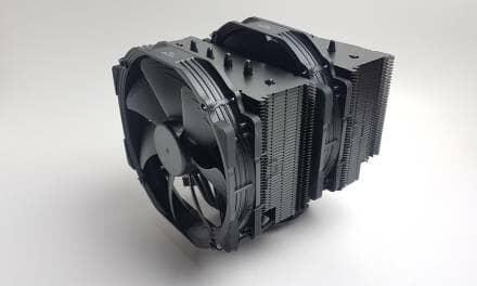 Noctua NH-D15 Chromax.black CPU Air Cooler Review