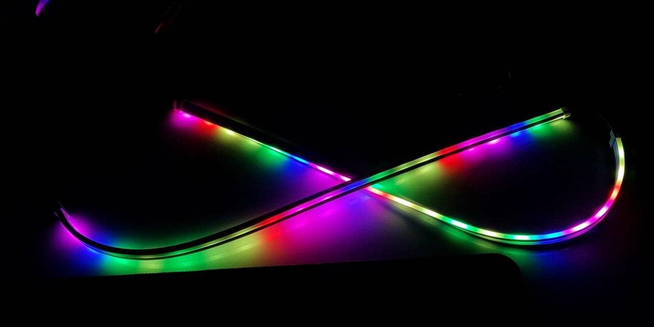 SilverStone LS04 ARGB Lighting Kit Review