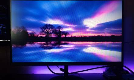 Viotek GFV24C 24″ 144Hz 4ms Freesync Gaming Monitor
