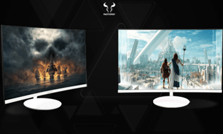 RIOTORO Adds Gaming Monitors and Earbuds to Product Lineup