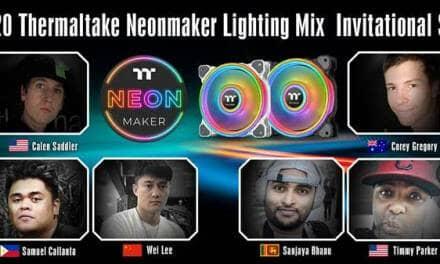 Thermaltake Announces NeonMaker Lighting Mix Invitational Season 1