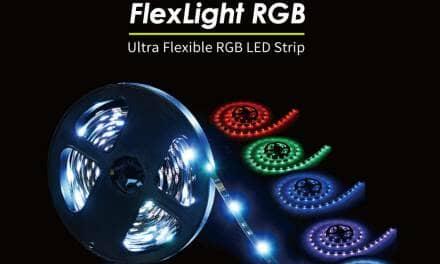 Gelid Announces FlexLight RGB – Ultra Flexible RGB LED Strip