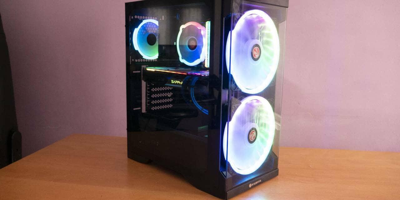 Raijintek Silenos Pro PC Case Review